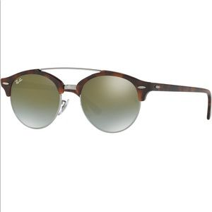 Clubround Double Bridge Ray Bans